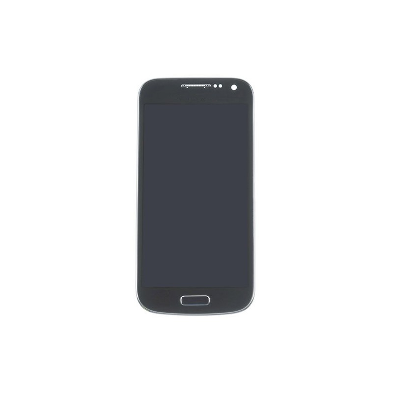 9209db417fe Screen Replacement with Frame for Samsung Galaxy S4 Mini i9190 i9195 BLACK