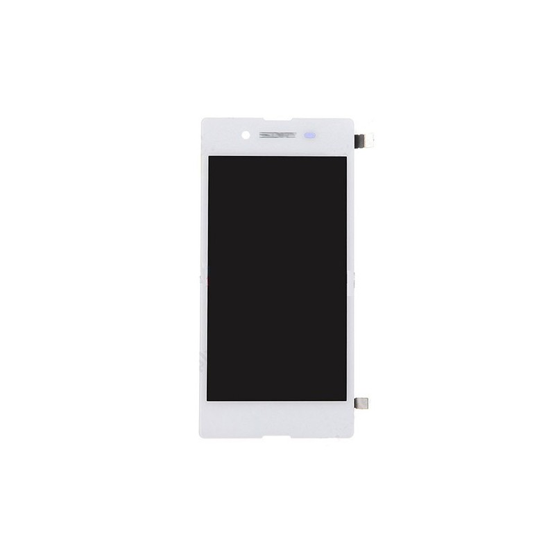 LCD Screen and Digitizer Touch Screen Assembly for Sony Xperia E3 White  Original