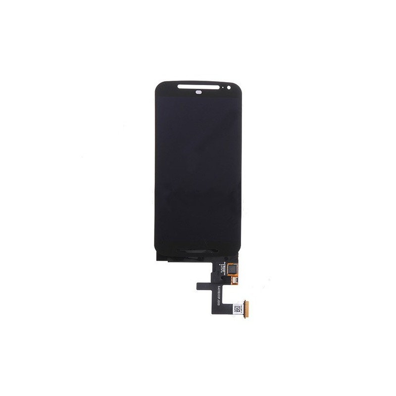 LCD Display and Digitizer Touch Screen for Motorola Moto G2 G+1 XT1063 XT1068 Black (Aftermarket)