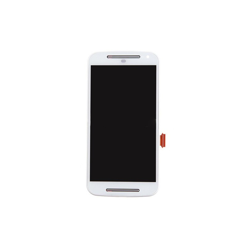 Screen Replacement for Motorola Moto G2 G+1 XT1063 XT1068 White (Aftermarket)