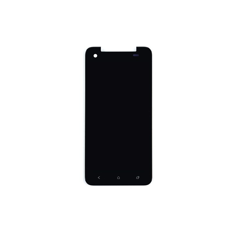 LCD Display and Digitizer Touch Screen without Light Guide for HTC Butterfly X920d Black