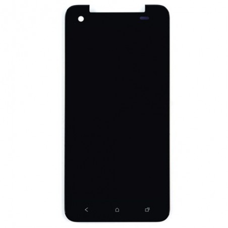 LCD Screen and Digitizer Touch Screen without Light Guide for HTC Butterfly  X920d Black