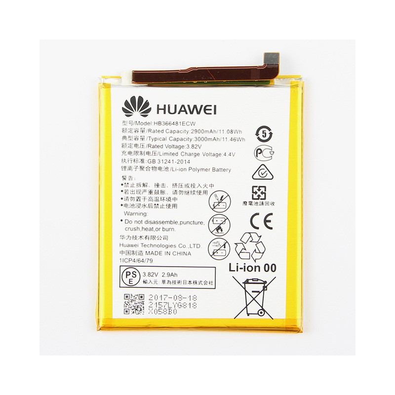 Battery for Huawei Ascend P9 Lite Mini Distriphone wholesale & factory for  smartphone parts