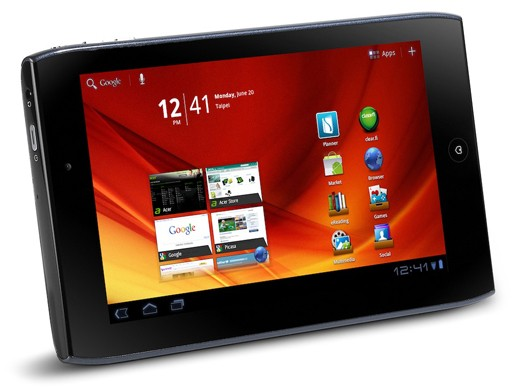 Acer Iconia Tab A100 Parts