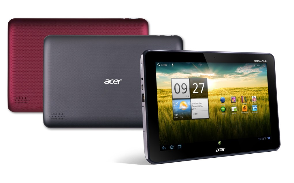 Acer Iconia Tab A200 Parts