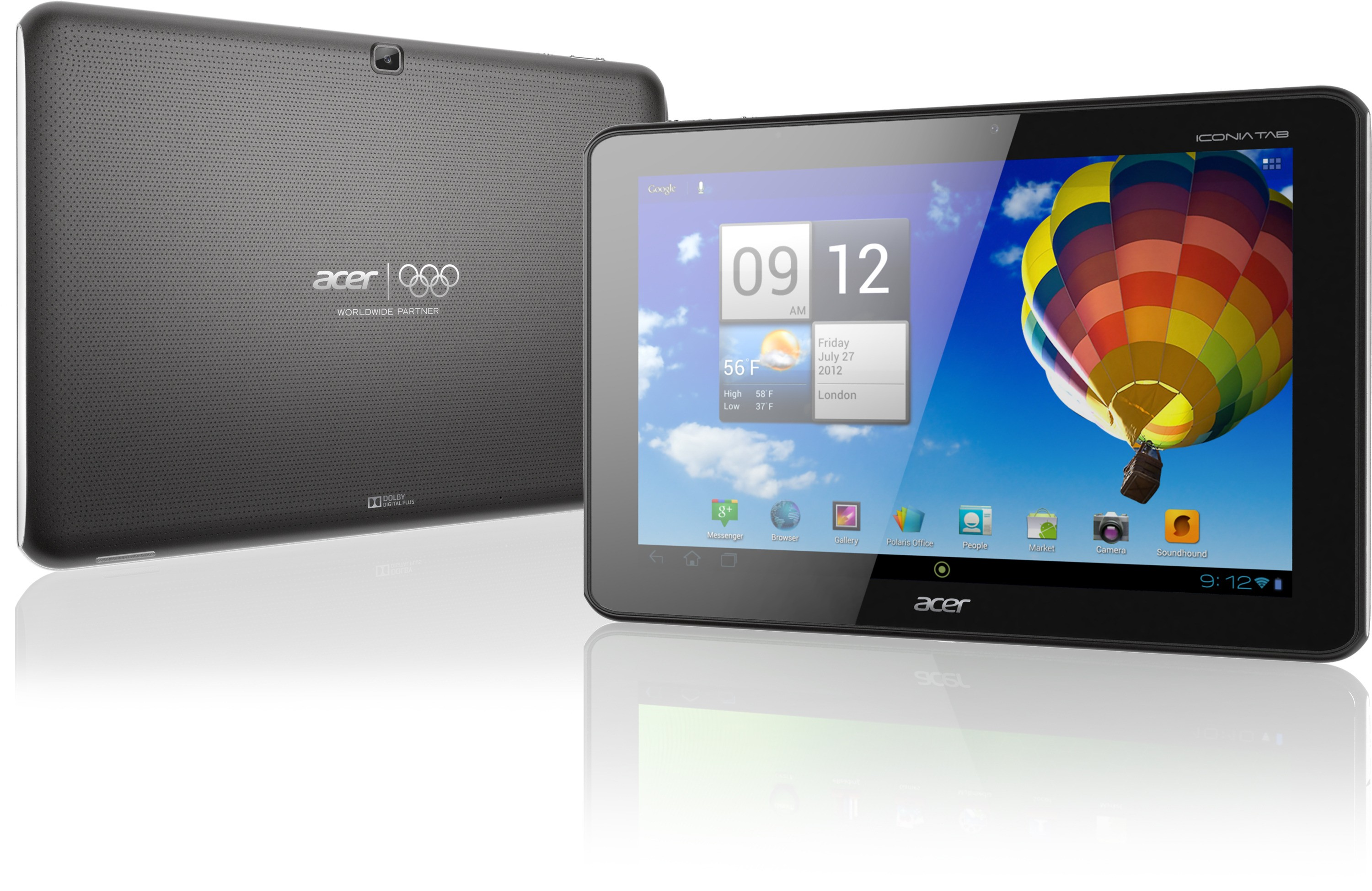 Acer Iconia Tab A510 Parts