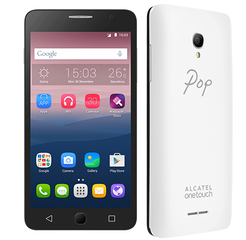 Alcatel Pop Star Parts
