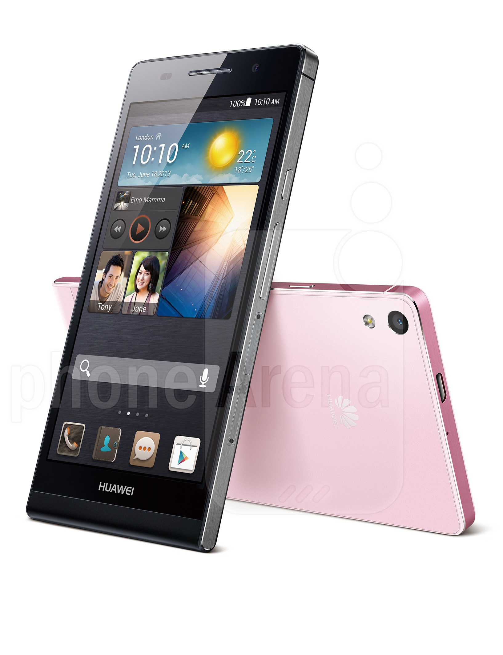 Huawei Ascend P Parts