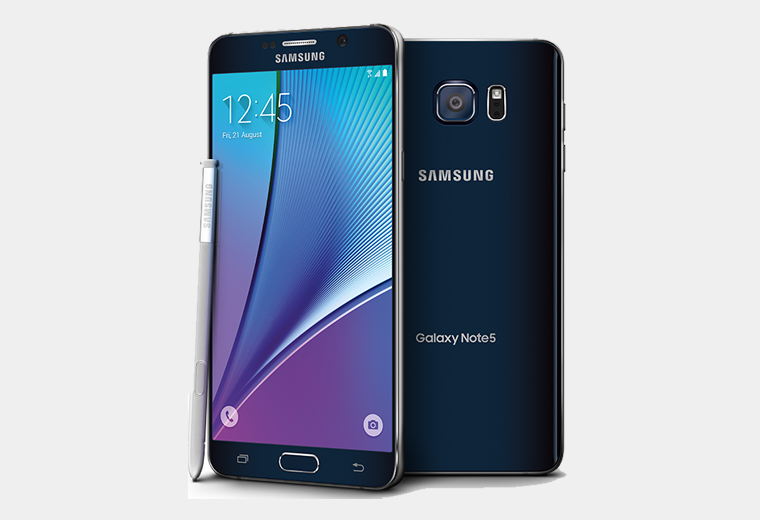 Samsung Galaxy Note 5 Parts