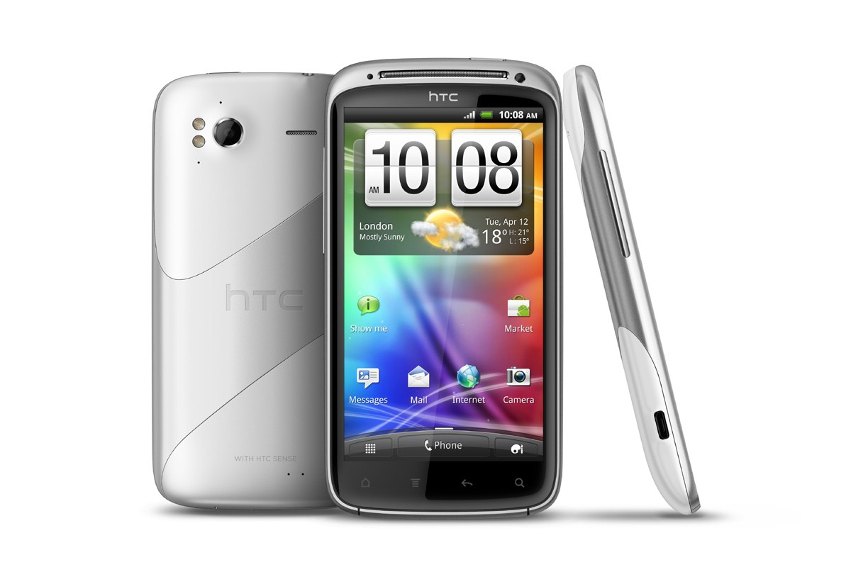 HTC Sensation XL Parts
