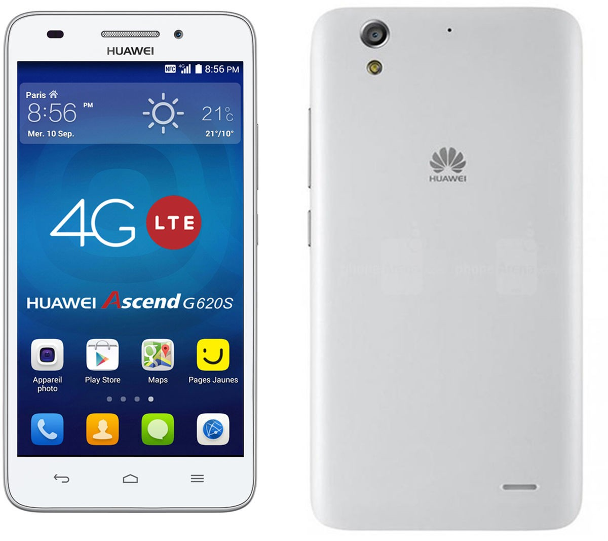 Huawei Ascend G620S Parts