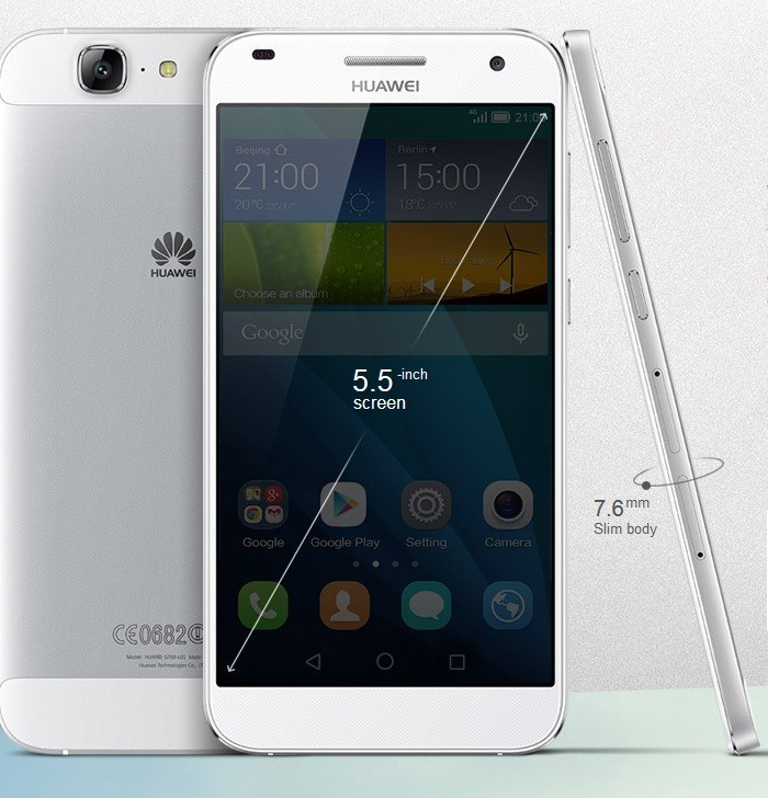 Huawei Ascend G7 Parts