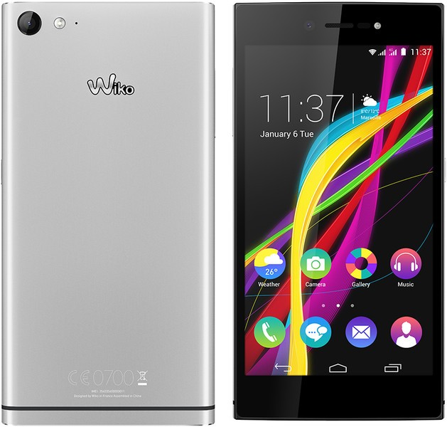 Wiko Highway Star 4G Parts