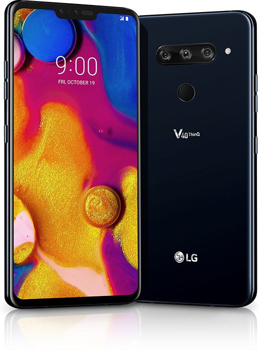 LG V40 ThinQ Parts