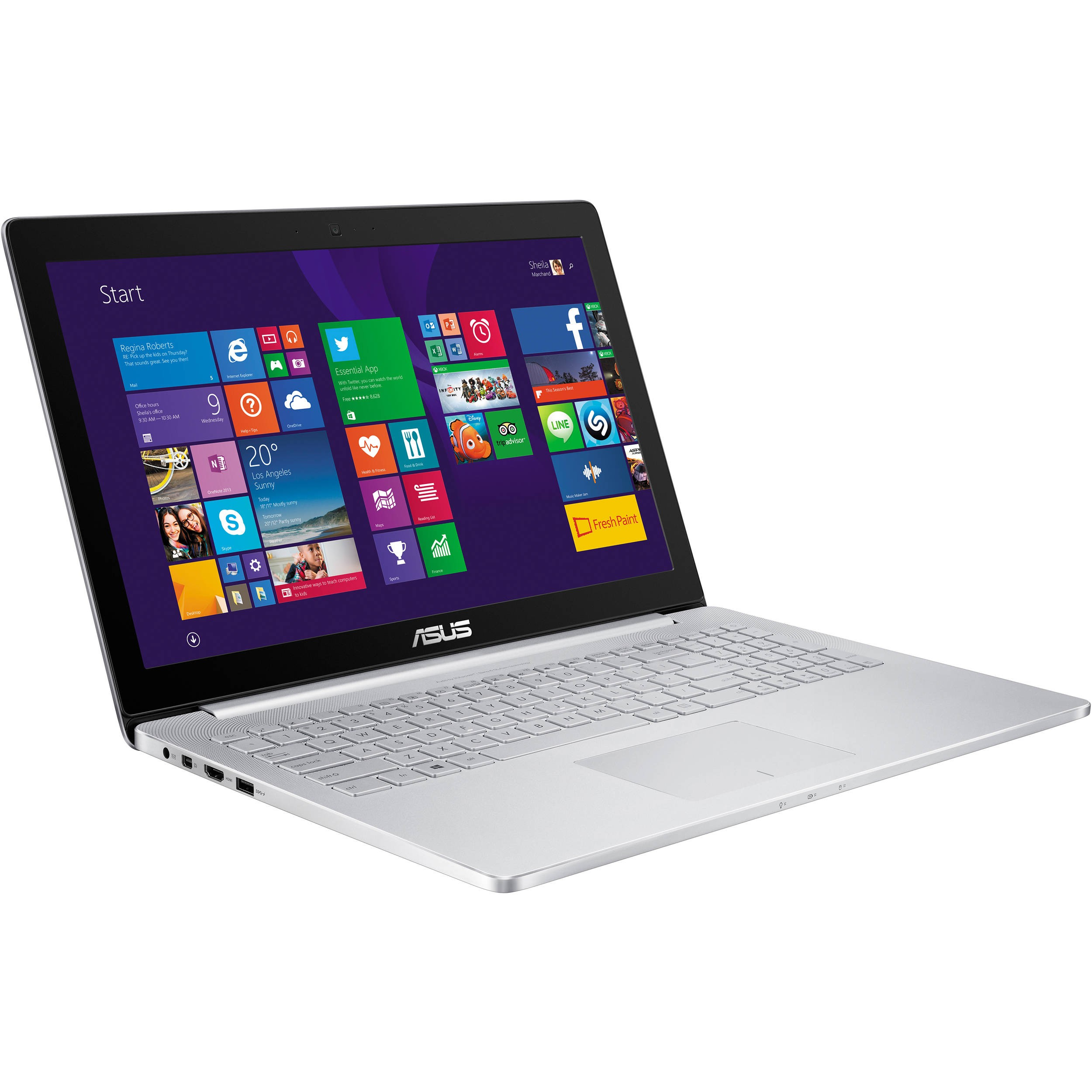 Asus ZENBOOK UX31E-RY LCD