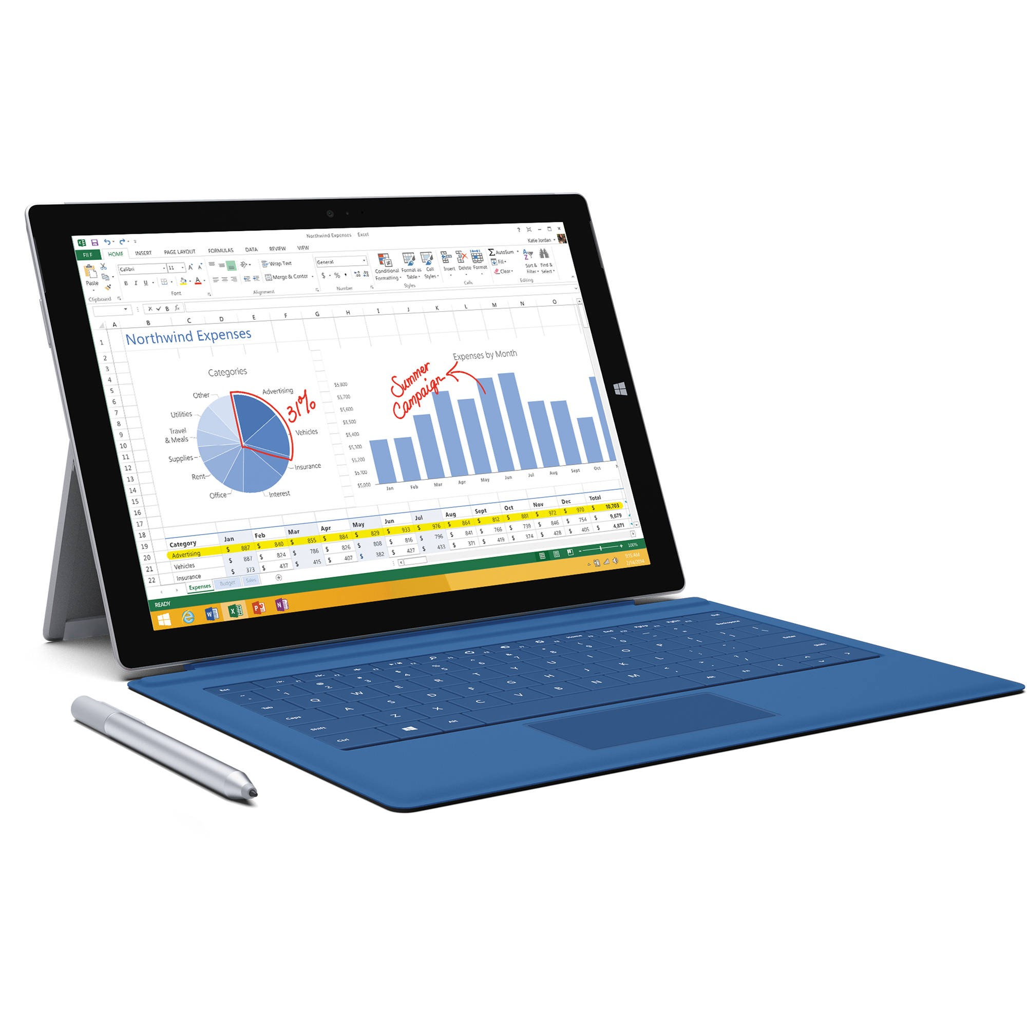 Microsoft Surface Pro 3 Parts