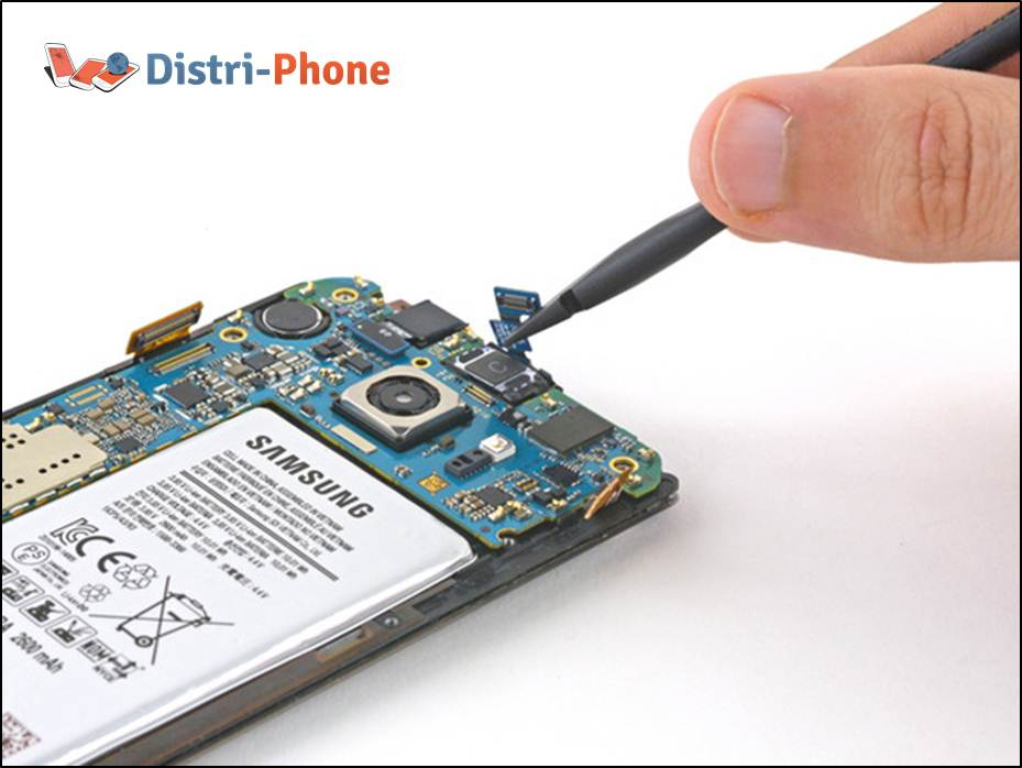 Samsung Galaxy S6 Edge Display Assembly Replacement